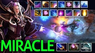 Miracle- The Best Invoker In The World - ShowMatch Of 9k MMR Dota2 Gameplay
