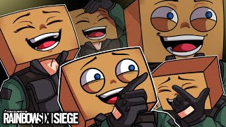 DYING OF LAUGHTER in Rainbow Six Siege!