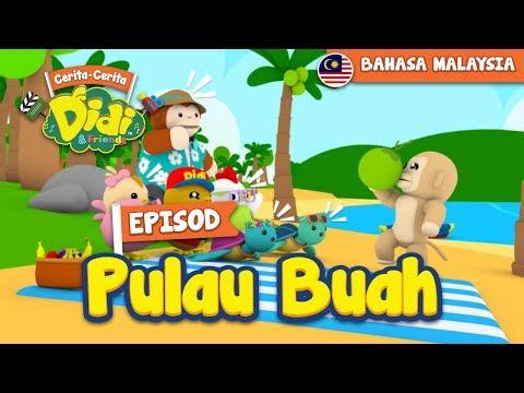 #36 Episod Pulau Buah | Didi & Friends