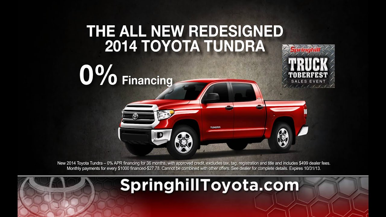 Trucktoberfest At Springhill Toyota Located At Mobile, AL Serving Daphne  And Spanish Fort