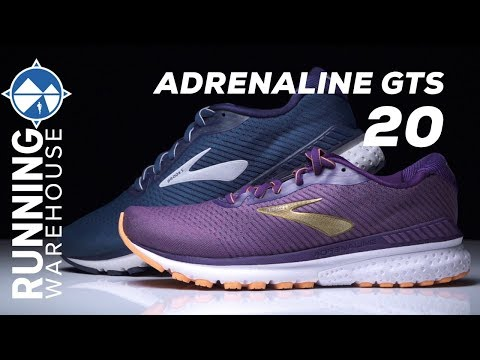 Brooks Adrenaline GTS 20 | The Most Popular Max Stability Shoe?