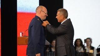 Рустам Минниханов поздравил прокуроров Татарстана