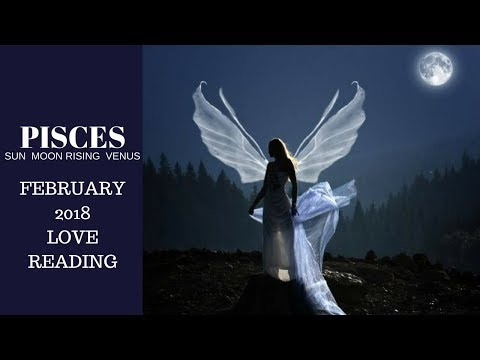 PISCES*TWIN FLAMES*LOVE FEB 2018