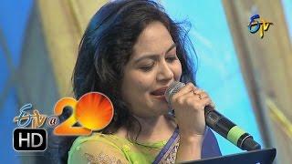 Mano,Sunitha Performance - Balapam Patti Baama Vallo Song in Warangal ETV @ 20 Celebrations