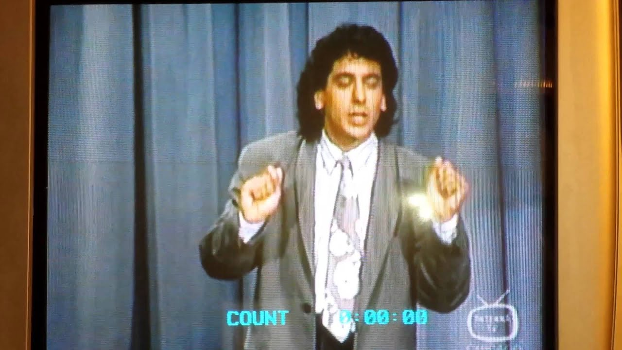 Jeff Cesario Jeff Cesario on The Tonight Show YouTube