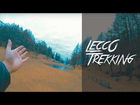 Trekking sopra Lecco