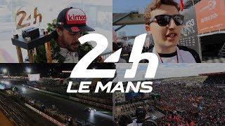 La victoria de Alonso sin dormir durante 30 horas | 24h Le Mans 2018 - Parte 2 | Efeuno