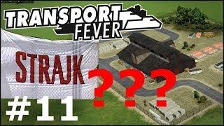Transport Fever #11 - NI MA KOMU ROBIĆ - zepsuty save?
