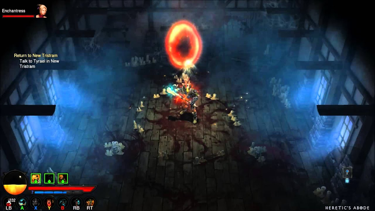 diablo 3 where to use infernal machine