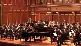 NEC Youth Symphony, Gershwin Rhapsody in Blue, January 25, 2105