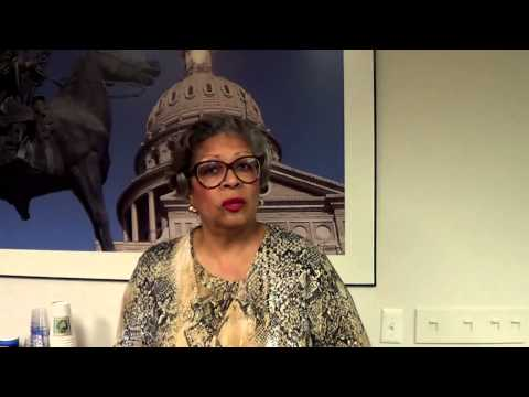 TX State Rep Senfronia Thompson Interview On Rick Perry Vetoing HB 950