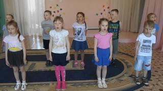 """Музыкальная композиция """"Про Лешего"""""""" Д/с № 42 """"Пингвинчик"""", г. Верхняя Салда"""