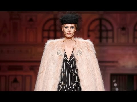 Elisabetta Franchi | Fall Winter 2017/2018 Full Fashion Show | Exclusive