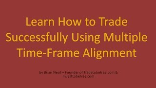 Trend Trading Strategy Using Multiple Time-Frame Alignment