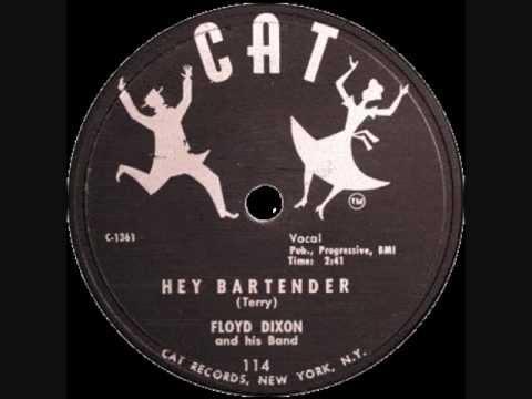 Floyd Dixon - Hey Bartender