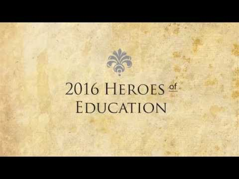 Heroes Of Education2016