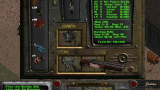 Fallout 2 - part 50 - gameplay - hardest difficulty