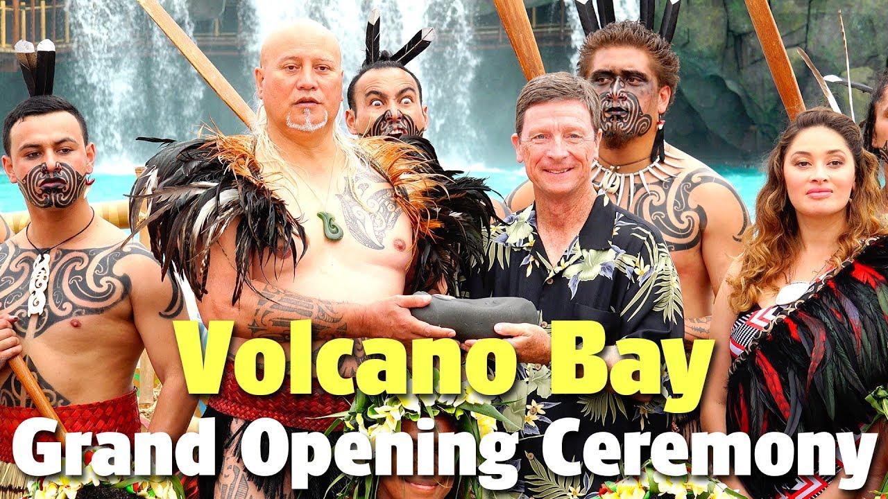 volcano-bay-grand-opening-ceremony-universal-orlando-resort