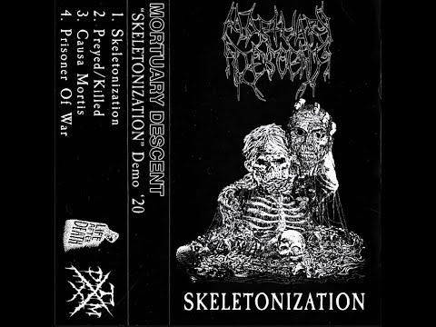 Mortuary Descent - Skeletonization (Full Demo)