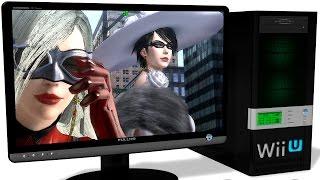 CEMU 1.4.2 Wii U Emulator - Bayonetta 2 (2014), LongPlay, Gameplay. Test run on PC #3 Video