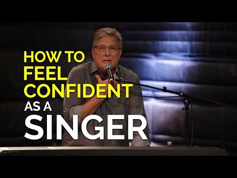 How to Be Confident as a Singer   Vocal Workshop