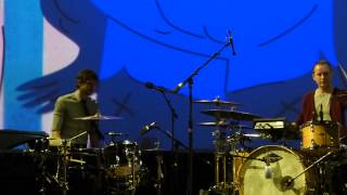 Gotye - Seven Hours With a Backseat Driver live Manchester O2 Apollo 15-11-12