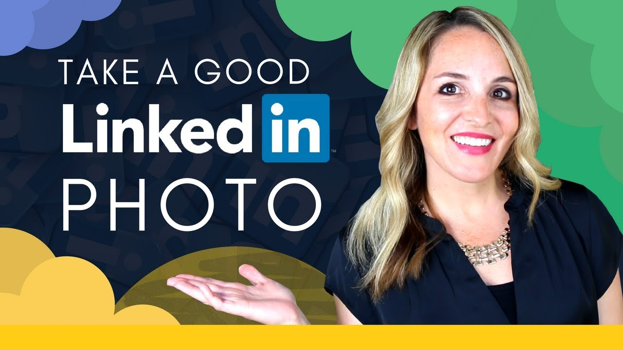 How To Take A Good Profile Photo For Linkedin Linkedin Profile Photo Tips