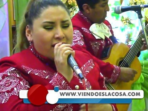 VIDEO: MARIACHI AMÉRICA - Basta Ya - En Vivo - WWW.VIENDOESLACOSA.COM - ADRIANA YAÑIQUEZ