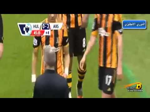 Hull City vs Arsenal 0-3 ~ All Goals & Highlights ~ 20-04-2014