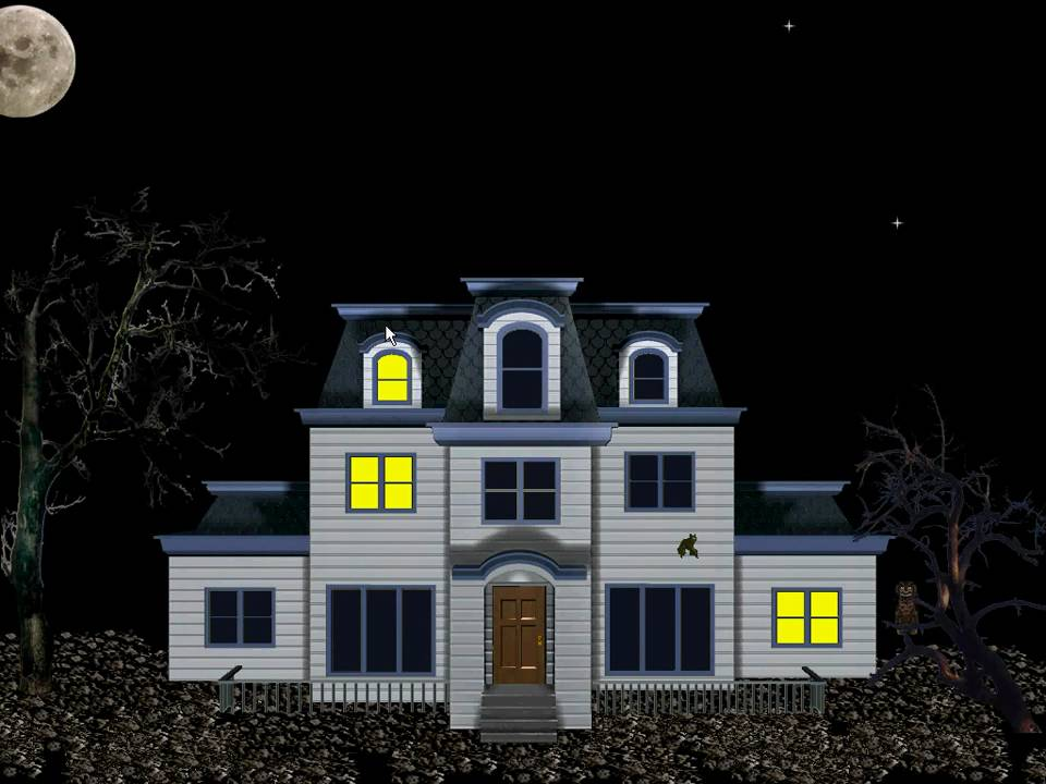 haunted house wallpaper with sound - photo #24