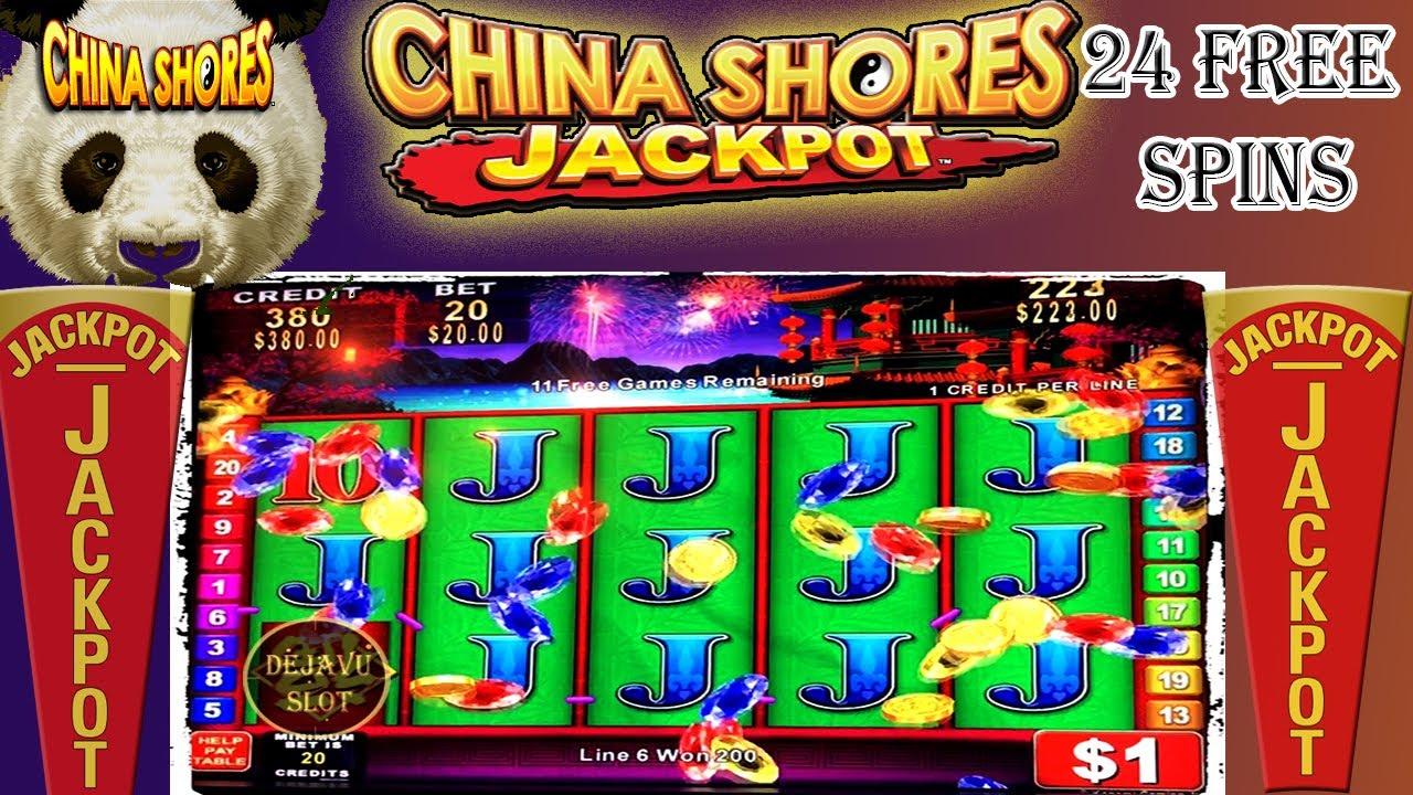 China Shore Free Slot