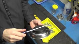 How to : Magnętize a Screwdriver