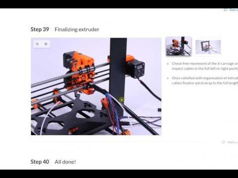 3D Printer Construction Set - First Working Meeting