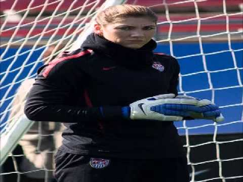 Who Is Hope Solo?