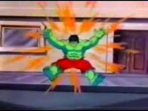 Incredible Hulk Theme Song (1982)