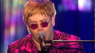 Скачать Elton John Blue Eyes Live HQ