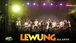 Gambar cover LEWUNG ALL ARTIS MG 86 PRODUCTION LIVE ALUN ALUN PEMDA WONOSARI