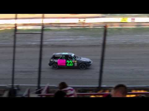 Sport Compact Feature - Dawson County Raceway - 7/21/13
