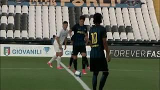 Hl atalanta-inter, finale under 17