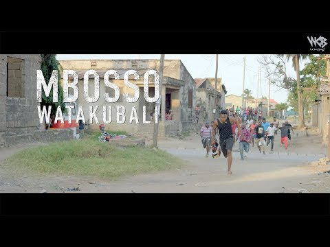 Mbosso - Watakubali (Official Video)