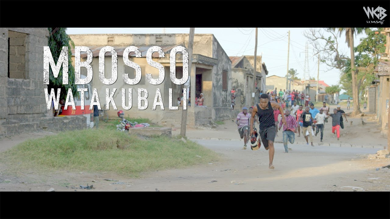 Mbosso Watakubali Official Video Youtube