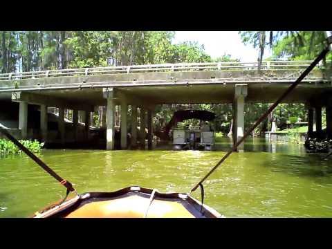Mount Dora Canal Adventure