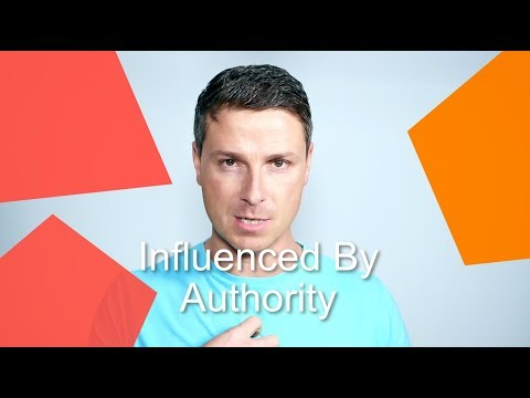 Influenced By Authority