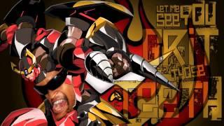 Tengen Toppa Getten Crunkann (Lil Jon x Gurren Lagann)