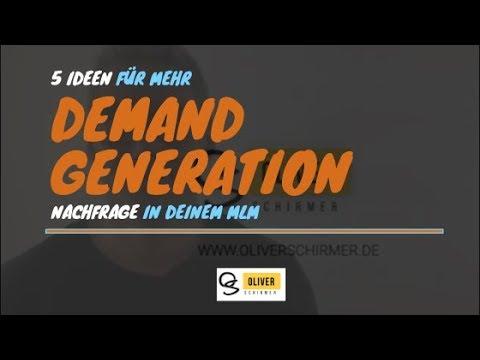 Demand Generation - 8 Tipps & Eine Geschichte über Marketing