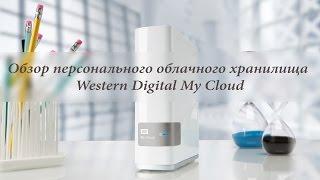видео Персональное облачное хранилище WD My Cloud