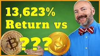 Bitcoin vs Ethereum for Higher Return | Value Analysis and Targets