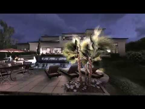 Spanish Oaks, Santa Barbara Styled Hill Country Contemporary