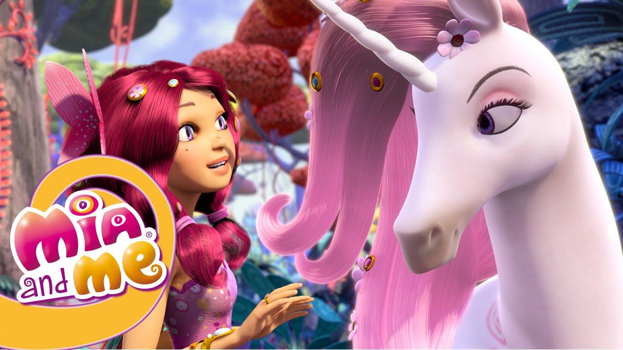 The Unicorns Of Centopia Mia And Me Youtube