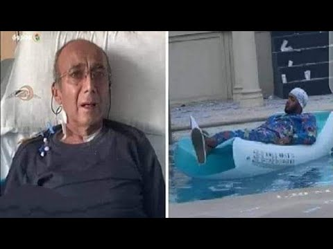 """#محمدرمضان الطيار الموقوف بسبب محمد رمضان يبكى على الهواء """"مطلبتش منه حاجه"""""""